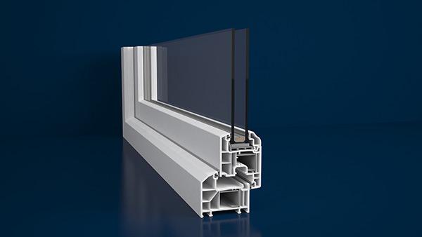 Fusion PVC Kapı Sistemi