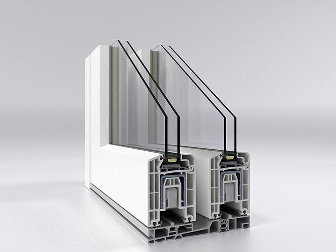 hs76 PVC Sürme Sistemleri