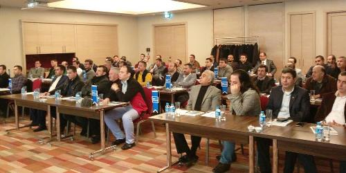 EGEPEN DECEUNINCK LEGEND SYSTEM ARE INTRODUCED TO THE DEALERS IN ANKARA