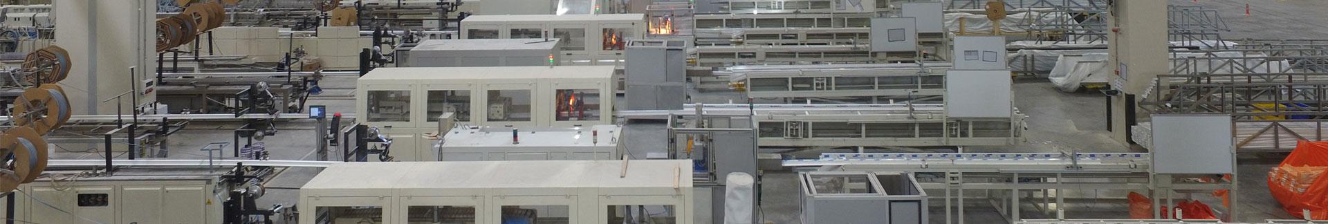 Egepen PVC Pencere ve Kapı Sistemleri | Üretim Tesislerimiz