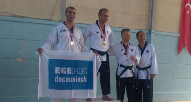 19 Mayıs Gençlik ve Spor Bayramı Taekwondo Poomsae Şampiyonası