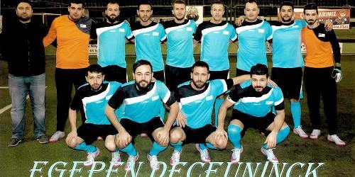 OUR FOOTBALL TEAM COMES IN THIRD IN HAMDI ALAN FOOTBALL TOURNAMENT
