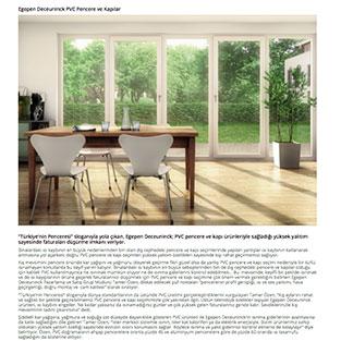 Yapı Malzeme - Mart 2020