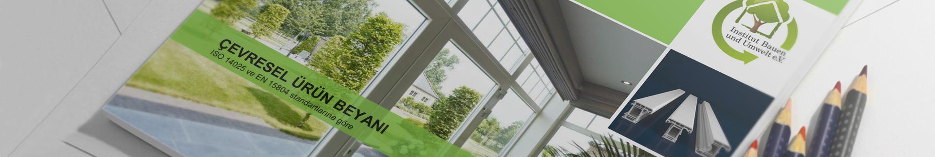 Egepen PVC Pencere ve Kapı Sistemleri | Sürdürülebilirlik