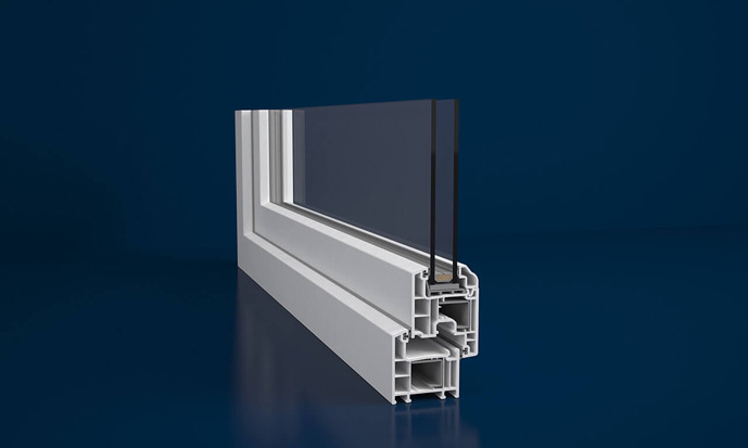 Everest Max PVC Kapı Sistemi