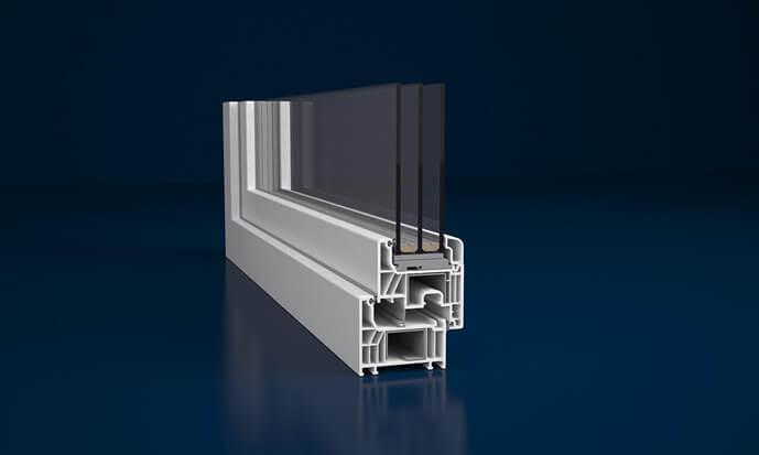 PVC Kapı Sistemi