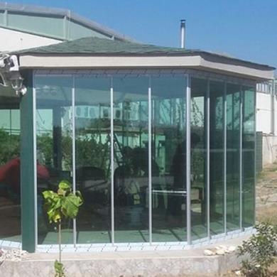 Smartec Deceuninck Cam Balkon Sistemleri