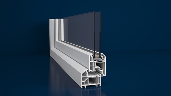 Fusion PVC Pencere